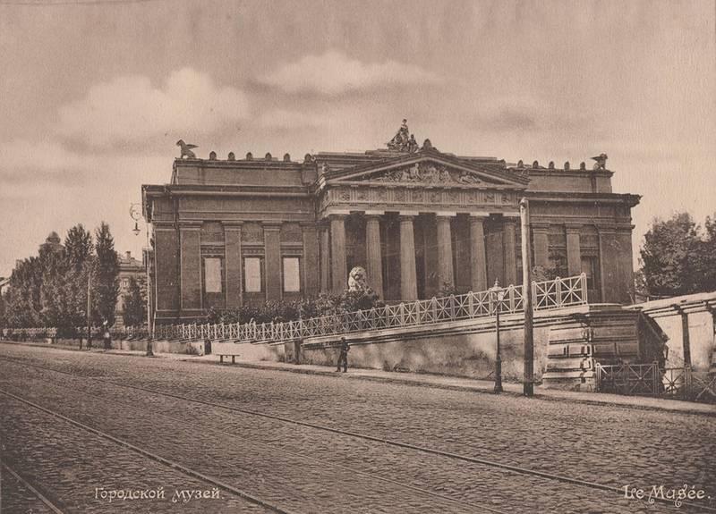 5d47fc53244dd Національний художній музей України відзначає 120 років (раритетні фото)