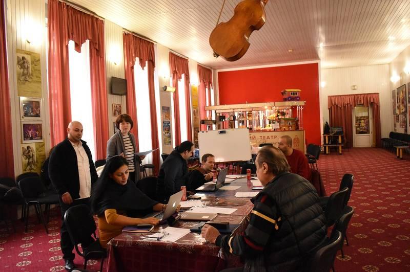 У Києві стартував трирічний міжнародний проєкт  «Європейський ромський театр» - міжнародний проект, культурна дипломатія - 5df4976ac7e58