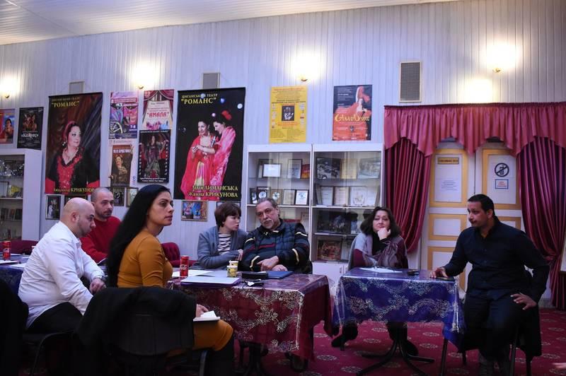 У Києві стартував трирічний міжнародний проєкт  «Європейський ромський театр» - міжнародний проект, культурна дипломатія - 5df4976ae9d3f