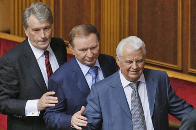 Леонід Кравчук сів на карантин і заявив про референдум
