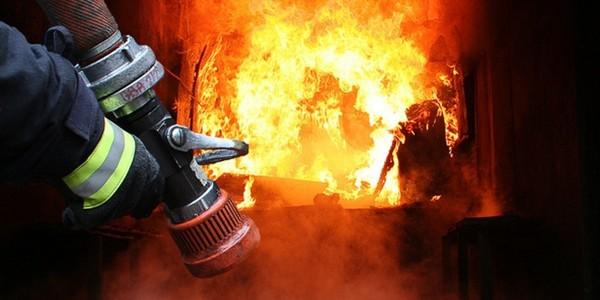У Франківську в багатоповерхівці трапилася пожежа