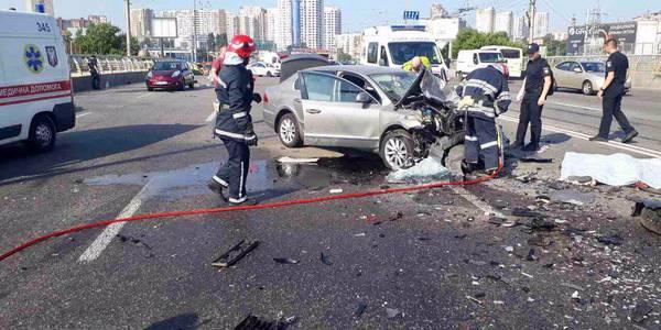 Трагедія у Голосіївському районі: 4 особи загинуло