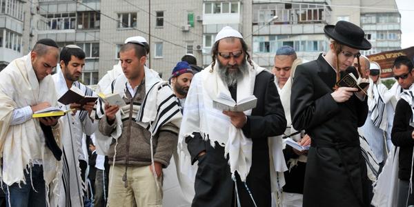 Київські правоохоронці готуються до іудейського Нового року