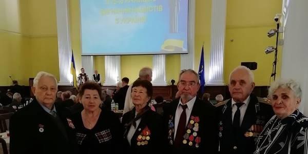 У столичній мерії відсвяткували  75-у річницю визволення України