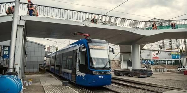 Як ремонтують Борщагівський шляхопровід та міст біля кінотеатру «Лейпциг»