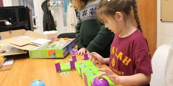 Чотири столичні школи отримали STEM – лабораторії
