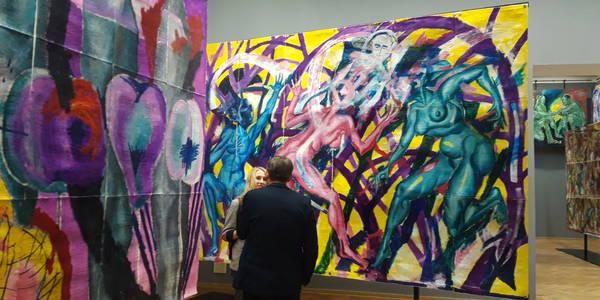 Унікальна виставка харківських художників триває у столиці