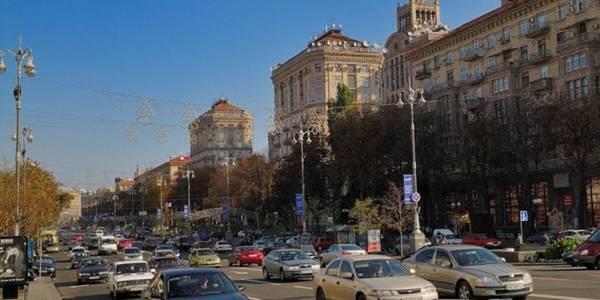 У центрі Києва тепер простіше рухатися на авто