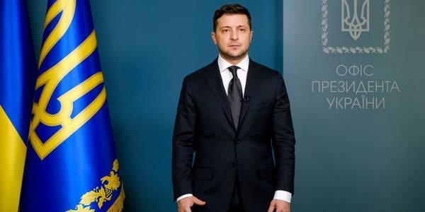 Звернення Глави держави Володимира Зеленського щодо протидії коронавірусу
