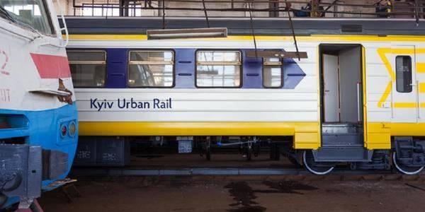 Як їздитиме міська електричка в Києві: додаткові рейси
