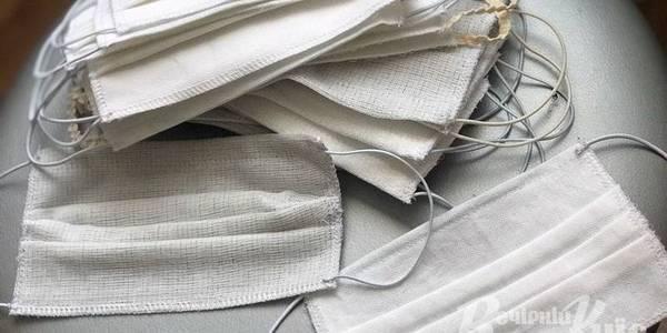 Дефіцитний товар: як пошити медичну маску в домашніх умовах