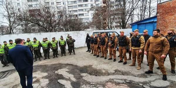 Муніципальна варта контролюватиме режим карантину в Києві