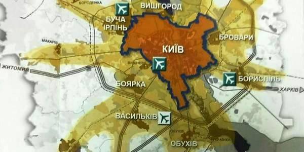 До Генплану Києва внесли десятки нових заповідних зон