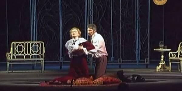 Театр Лесі Українки демонструє архівні вистави