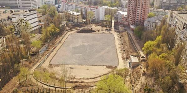 На Печерську відкриють стадіон і футбольну академію