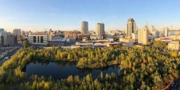 Як відзначать День міста у Голосіївському районі