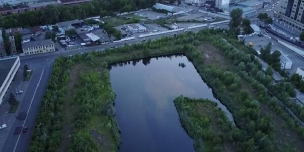 У Київраді хочуть викупити озеро у вигляді кота