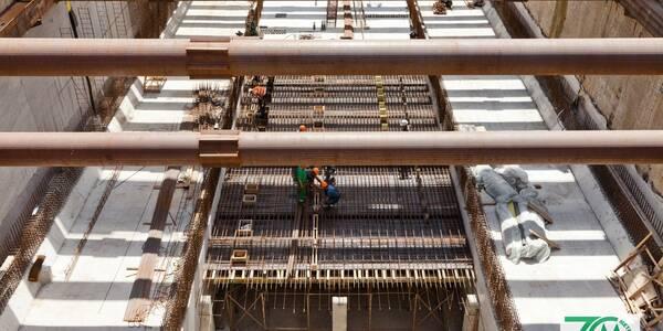 На якому етапі будівництво метро на Виноградар: нові фото