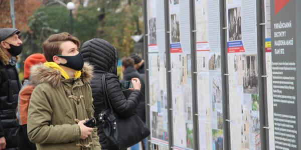 На Контрактовій площі у столиці знайомлять з українською дипломатією початку XX століття