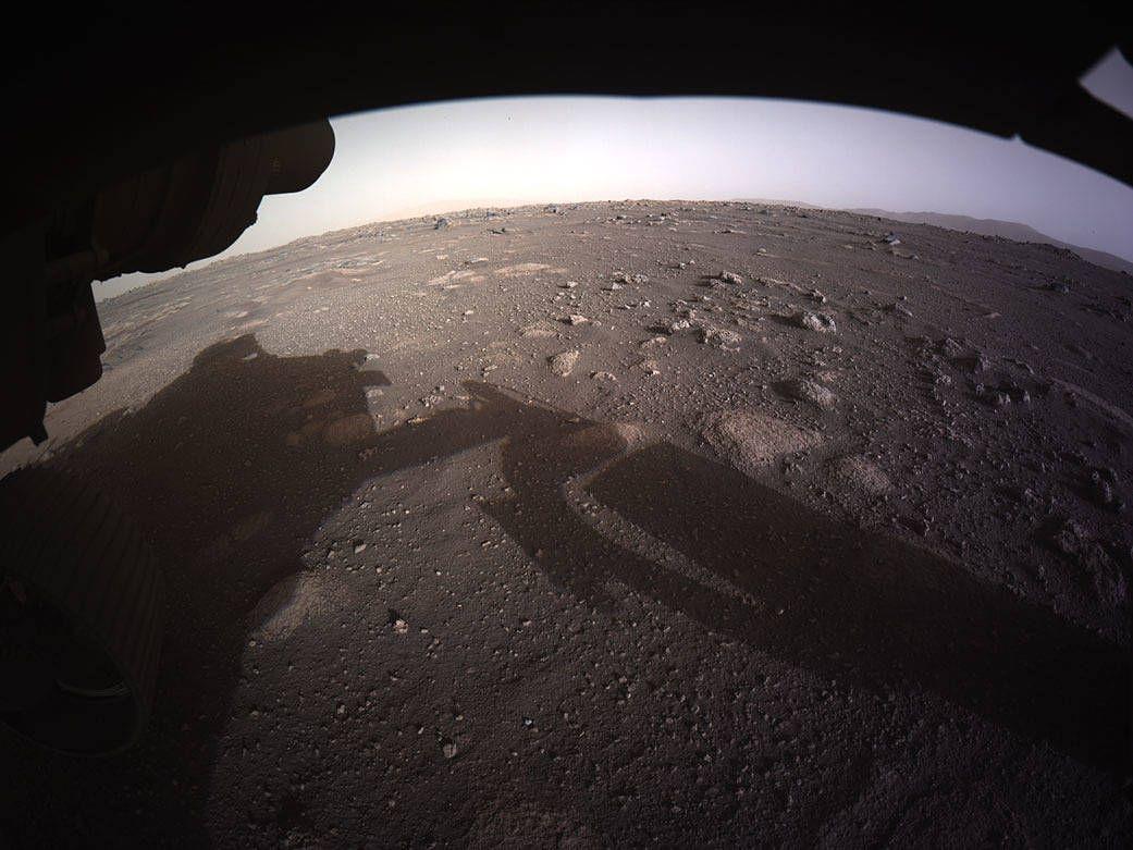 Марс, НАСА, місія