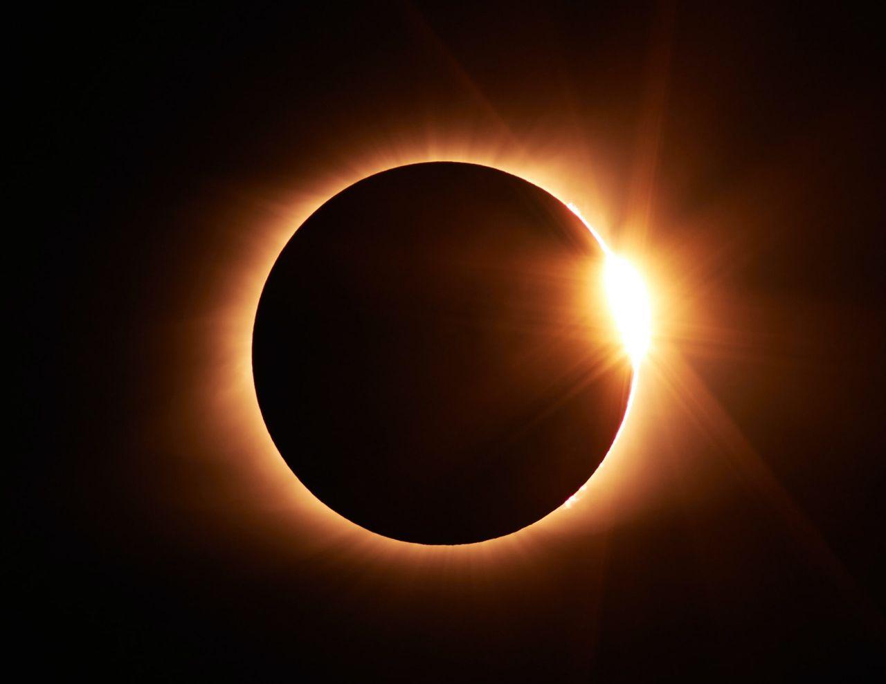 Затемнення сонця, Україна, червень